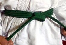 Green Belt Karate Meaning in Hindi | जानिए कराटे में हरी बेल्ट का मतलब।